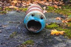 Pripyat en Ucrania Foto de archivo libre de regalías