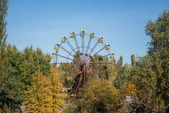 Pripyat funfair Stock Photography