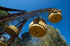 Pripyat funfair Royalty Free Stock Image
