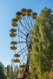 Pripyat funfair Royalty Free Stock Photography