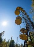 Pripyat funfair Royalty Free Stock Photo