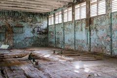 Pripyat-Geisterstadt in der Ukraine Lizenzfreies Stockfoto