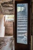 Pripyat-Geisterstadt in der Ukraine Stockfoto