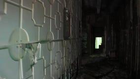 Pripyat. Kindergarten. Ghost stock video