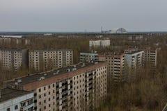 Pripyat - la ville morte images stock