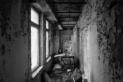 Pripyat - Tjernobyl arkivfoton