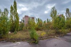 Pripyat in Ukraine Stock Photos