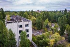 Pripyat in Ukraine Royalty Free Stock Images