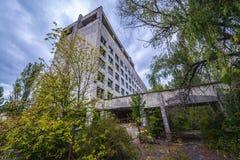 Pripyat in Ukraine Royalty Free Stock Photo