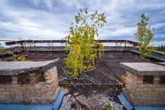 Pripyat in Ukraine Stock Photography