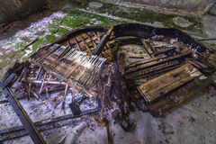Pripyat in Ukraine Royalty Free Stock Images
