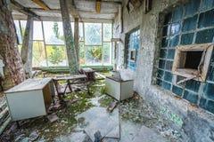 Pripyat in Ukraine Royalty Free Stock Photography