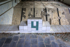 Pripyat in Ukraine Royalty Free Stock Image