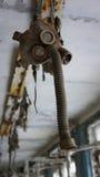 Pripyatgasmasker Royalty-vrije Stock Fotografie