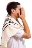 Prière d'hommes Image libre de droits