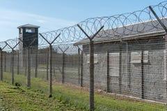 Prisão da ilha de Robben foto de stock