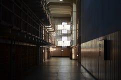 Prisão de Alcatraz foto de stock royalty free