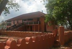 Prisão de Zanzibar imagem de stock royalty free