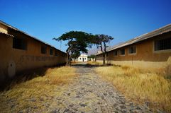 Prisão em África Imagem de Stock Royalty Free
