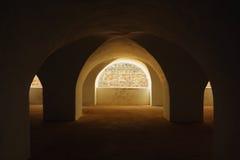 A prisão, Mysore Fotos de Stock