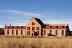 Prisão territorial #3 de Wyoming Fotografia de Stock Royalty Free