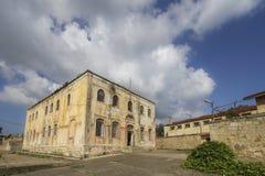 A prisão velha de Turquia Fotografia de Stock
