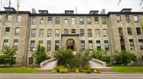 Pris Hall på Virginia Tech Arkivbild