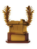 Prisar och utmärkelsear Arkivfoton