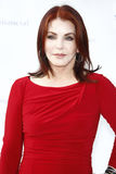 Priscilla Presley, Cirque du Soleil,  Royalty Free Stock Photos