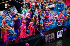 Priscilla, Queen of the Canals Royalty Free Stock Photos