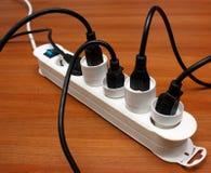 Prise électrique Image libre de droits
