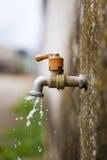 Prise d'eau Images libres de droits