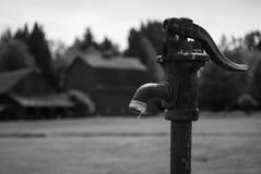 Prise d'eau Photographie stock libre de droits