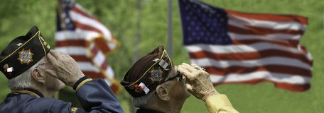 Prise de c?r?monie de Memorial Day ? Lexington, le Massachusetts le 26 mai 2014 photo stock