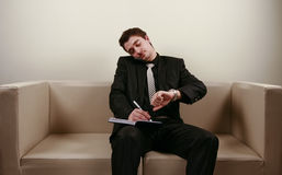 prise de notes Photos libres de droits