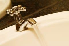 Prise de salle de bains Photos libres de droits