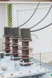 Prises électriques Photos libres de droits