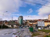 Prishtina Imagen de archivo libre de regalías