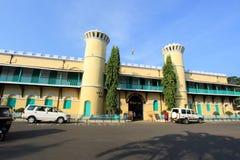 Prisión celular Andamans Imágenes de archivo libres de regalías