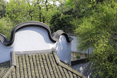Prisión de Baigongguan Foto de archivo libre de regalías