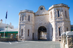 Prisión de Fremantle: Fremantle, Australia occidental imagen de archivo