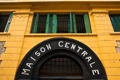 Prisión de Hanoi Hilton imágenes de archivo libres de regalías
