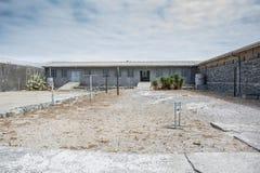 Prisión de la isla de Robben Foto de archivo