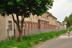 Prisión de Stasi Fotografía de archivo libre de regalías