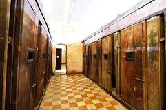 Prisión de Tuol Sleng (S21), Phnom Penh Fotos de archivo libres de regalías
