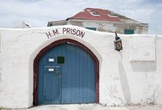 Prisión del Caribe Fotos de archivo