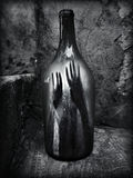 Prisión en botella Imagen de archivo libre de regalías