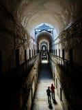 Prisión fantasmal fotografía de archivo libre de regalías