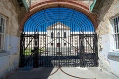 Prisión interna de Fremantle de las puertas, Australia occidental Imágenes de archivo libres de regalías