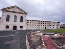 Prisión Perth Australia de Fremantle Imágenes de archivo libres de regalías